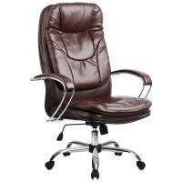 Кресло Metta LK-11 CH коричневый