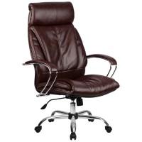 Кресло Metta LK-13 CH коричневый