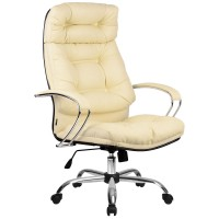 Кресло Metta LK-14 CH бежевый