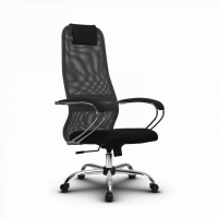 Кресло Metta SU-BK-8 темно-серый