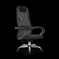 Кресло Metta SU-BK-8 темно-серый / серый