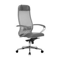 Кресло Metta Samurai Comfort-1.01 серый