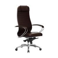 Кресло Metta Samurai KL-1.04 коричневый