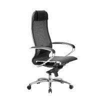 Кресло Metta Samurai S-1.04 черный плюс