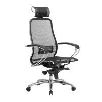 Кресло Metta Samurai S-2.04 черный