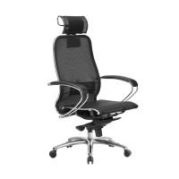 Кресло Metta Samurai S-2.04 черный плюс