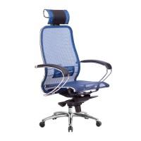 Кресло Metta Samurai S-2.04 синий