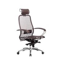Кресло Metta Samurai S-2.04 темно-коричневый