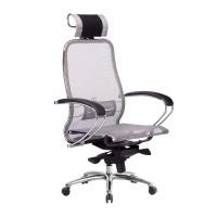 Кресло Metta Samurai S-2.04 серый