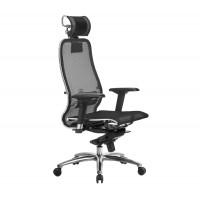 Кресло Metta Samurai S-3.04 черный