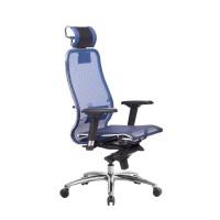 Кресло Metta Samurai S-3.04 синий