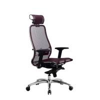 Кресло Metta Samurai S-3.04 бордовый
