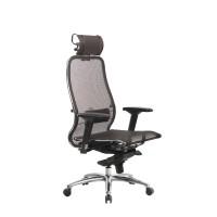 Кресло Metta Samurai S-3.04 коричневый