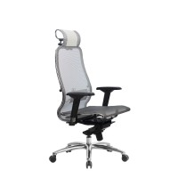 Кресло Metta Samurai S-3.04 белый