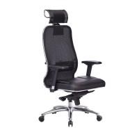 Кресло Metta Samurai SL-3.04 черный плюс