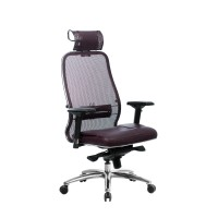 Кресло Metta Samurai SL-3.04 бордовый