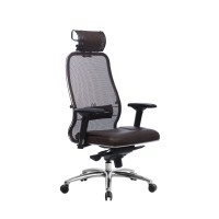 Кресло Metta Samurai SL-3.04 коричневый