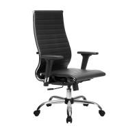 Кресло Metta комплект 10/2D CH черный
