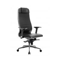Кресло Metta L 1m 38K2/4D Кожа NL Черный