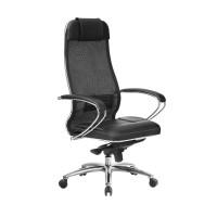 Кресло Metta Samurai SL-1.04 черный плюс
