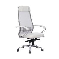 Кресло Metta Samurai SL-1.04 белый лебедь