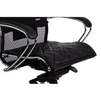 Коврик-чехол для сиденья особо мягкий CSm-10 Черный МЕТТА