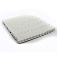 Коврик-чехол для сиденья особо мягкий CSm-25 Белый МЕТТА