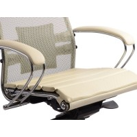 Коврик-чехол для сиденья особо мягкий CSm-25 Бежевый МЕТТА