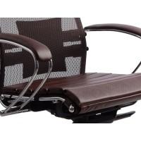 Коврик-чехол для сиденья особо мягкий CSm-25 Коричневый МЕТТА