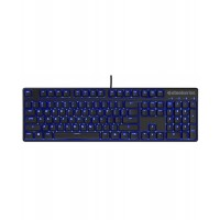 Клавиатура механическая STEELSERIES APEX M400 Kailh Red switches (64555)