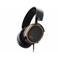 Наушники STEELSERIES Arctis 5, black 2019 Edition (61504)