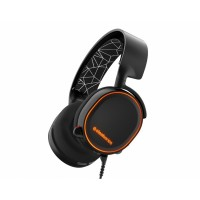 Наушники SteelSeries Arctis 5, black (61504)