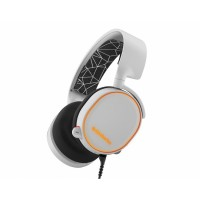 Наушники SteelSeries Arctis 5, white (61444)