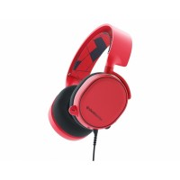 Наушники SteelSeries Arctis 3 Solar Red (61435)