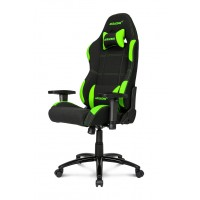 Кресло Akracing K7012 K701A-1 Black&Green