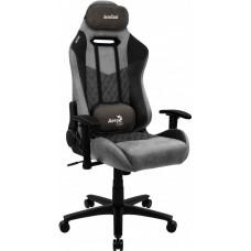 Кресло игровое Aerocool Duke Ash Black