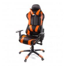Кресло Хорнет АКЛАС PL RL оранжевый