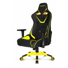 Кресло Akracing ProX CP-BP Black&Yellow