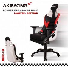 Кресло Akracing Sport Car GT911 Black&Red&White