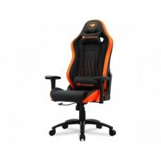 Кресло геймерское Cougar Explore Black Orange