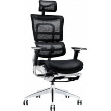 Кресло эргономичное GT RACER X-801L BLACK