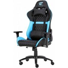 Кресло игровое GT RACER X-3505 Black/blue