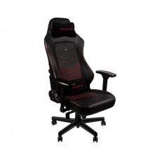 Кресло эргономичное Noblechairs HERO Real Leather Black/Red