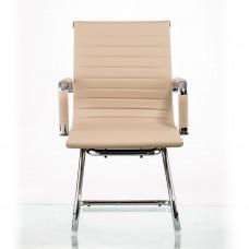 Кресло офисное Solano office artleather beige / Кресло Solano artleather conference beige