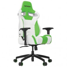 Кресло геймерское Vertagear Racing Series S-Line SL4000 White/Green Edition VG-SL4000_WGR