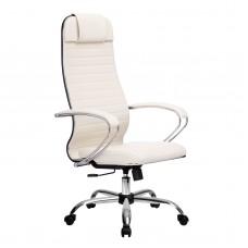 Кресло эргономичное Metta комплект 6.1. CH белый
