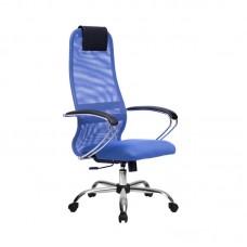 Кресло эргономичное Metta BK-8 СН синий