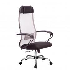 Кресло эргономичное Metta Комплект 11 СН светло серый