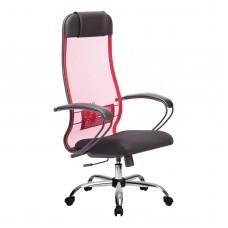 Кресло эргономичное Metta Комплект 11 СН красный