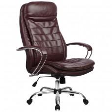 Кресло Metta LK-3 CH бордовый